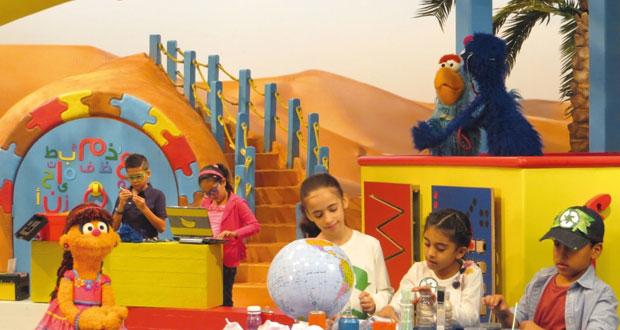 """""""افتح يا سمسم"""" يفتح الأبواب لتعلّم واستكشاف كنوز اللغة العربية"""