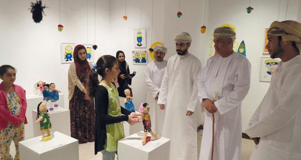 بيت البرندة يحتفل بختام برنامجه الصيفي ويكرم المشاركين