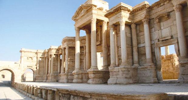 """تدمر """"لؤلؤة الصحراء"""" السورية"""