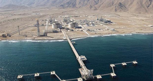 3.8 مليون طن متري إجمالي صادرات السلطنة من الغاز المسال في النصف الأول