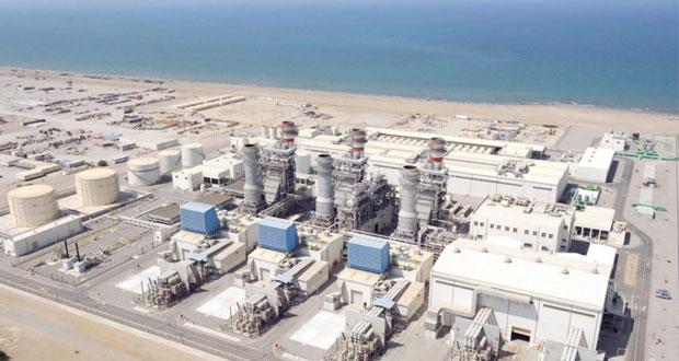 13.8% ارتفاعا في إجمالي إنتاج السلطنة من الكهرباء بنهاية يونيو الماضي