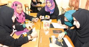 تواصل فعاليات وأنشطة البرنامج الصيفي لطلاب المدارس بمحافظة السلطنة
