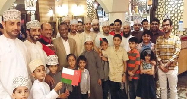 ـ اليوم .. الملحق الثقافي في سفارة السلطنة بماليزيا يلتقي بالطلبة الجدد المبتعثين إلى ماليزيا