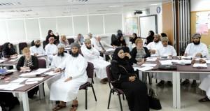 المركز الوطني للتقويم التربوي والامتحانات يختتم البرنامج التدريبي لبناء القدرات الوطنية لإعداد الامتحانات