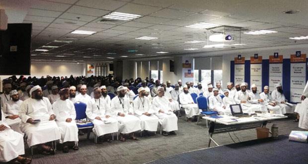 175 مشاركا في دورة (الإجادة في التجويد والتلاوة) لحفظة القرآن الكريم