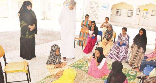 البرنامج الصيفي لطلاب المدارس يواصل فعالياته بمشاركة 15 ألف طالبة وطالبة