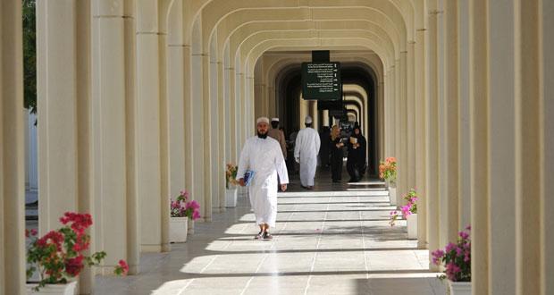 اليوم.. جامعة السلطان قابوس تستقبل الطلاب في العام الأكاديمي الجديد 2015/2016