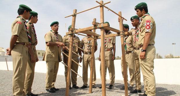 كشافة السلطنة تنهي استعداداتها للمشاركة في المخيم الكشفي العربي بالأردن