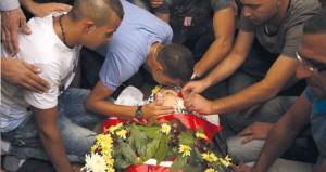 شهيد فلسطين يرفع حصيلة إرهاب الاحتلال إلى 3 شهداء في يومين