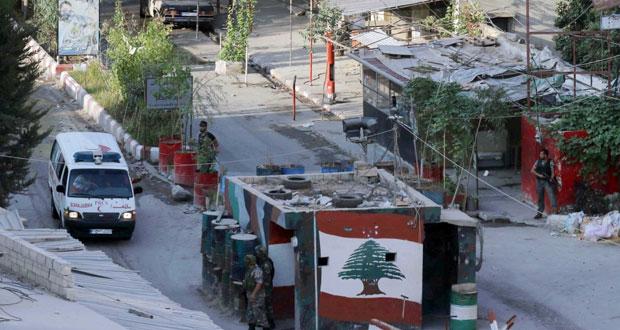"""وقف إطلاق نار جديد في """"عين الحلوة"""" عقب سقوط 3 قتلى من فتح بتجدد الاشتباكات"""