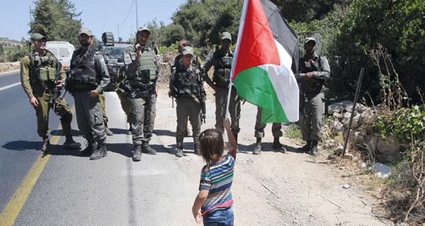 الاحتلال يقمع مسيرة سلمية طالبت بحماية (بيت البركة) من التهويد