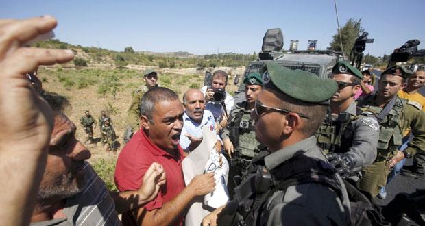 الاحتلال يعتدي على مسيرات الضفة المناهضة لممارساته وقراها تتصدى لمحاولات الاقتحام
