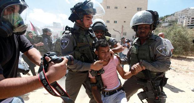 تقرير فلسطيني يرصد انتهاكات الاحتلال خلال شهر