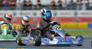 جاهزية كبيرة لفريق عمان للكارتينج في سباق بي أن أل ببلجيكا