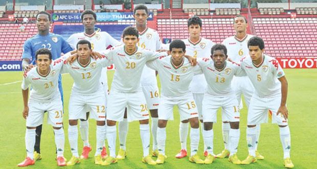 منتخبنا لناشئي كرة القدم جاهز للمهمة الخليجية والآسيوية