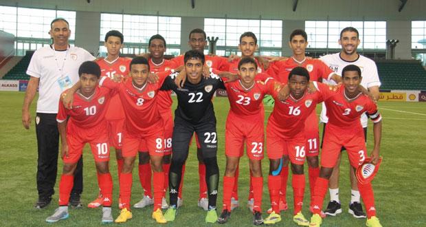 في بطولة المنتخبات الخليجية بالدوحة…منتخبنا لناشئي القدم عينه على نصف النهائي من بوابة البحرين