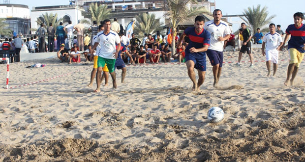 """اليوم وزارة الشؤون الرياضية تختتم برنامج """"صيف الرياضة"""" 2015م"""