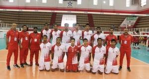 فيما يلاقي الجزائر اليوم في البطولة العربية.. منتخب طائرة الناشئين يخسر أمام البحرين 3/1