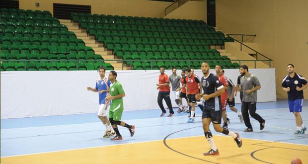 منتخب اليد يشارك في بطولة نادي الجزيرة الدولية الثالثة بأبوظبي