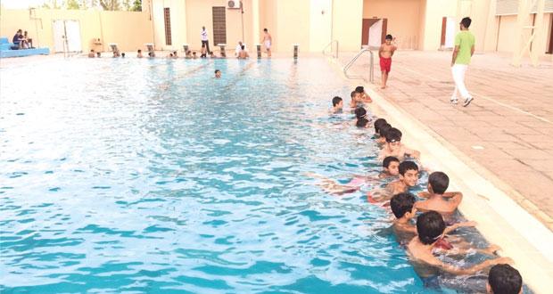"""وزارة الشؤون الرياضية تتابع تنفيذ الأيام المفتوحة ومراكز التدريب في """" صيف الرياضة """""""