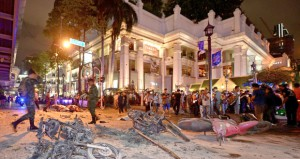 تايلاند: (قنبلة) تحصد 27 قتيلا في منطقة سياحية