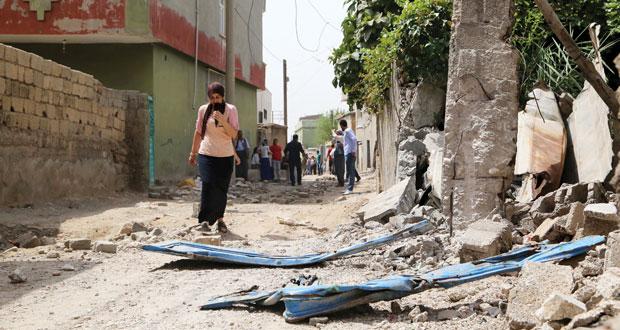 """تركيا: قتلى وجرحى في اشتباكات بين الأمن و""""الكردستاني"""""""