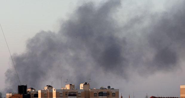 العرب يبحثون الاحتراق الليبي في القاهرة .. الأربعاء