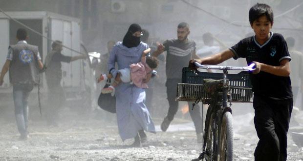 دمشق تكشف عن رؤيتها ثلاثية المراحل لحل الأزمة