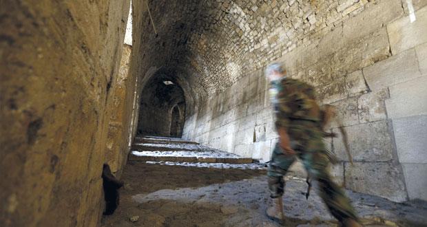 سوريا: الجيش يحكم سيطرته على (تل حمكة) بريف اللاذقية