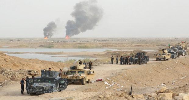 آلاف العراقيين يتظاهرون ضد نقص الخدمات والسيستاني يدعو لتصعيد المعركة ضد الفساد
