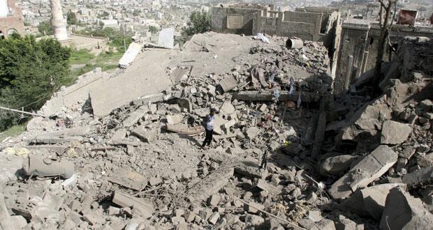 اليمن: أول سفينة تجارية تصل ميناء عدن ..واشنطن قلقة إزاء ضرب مرفأ الحديدة