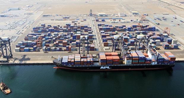 أكثر من 20.4 مليار ريال عماني صادرات السلطنة في 2014