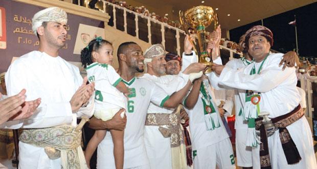 العروبة (بطل الدوري والكأس) يعلن انسحابه من لقاء كأس السوبر أمام فنجاء غدا