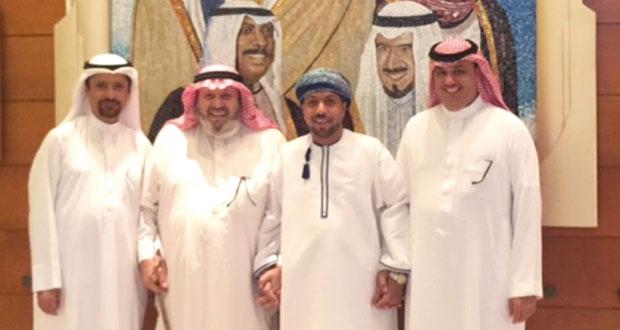الاتحاد الخليجي للإعلام الرياضي يبحث إقامة خليجي٢٣ودعمها إعلاميا