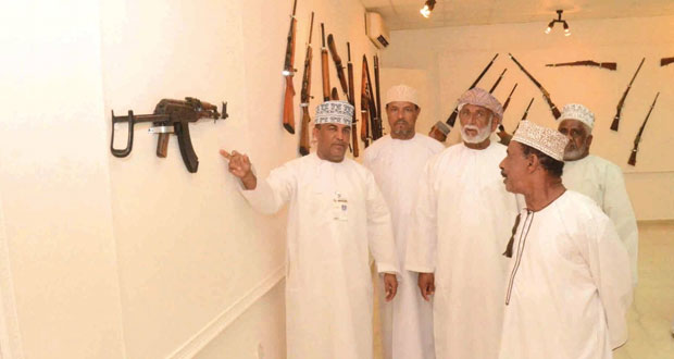الخدمات الاجتماعية العسكرية برئاسة أركان قوات السلطان المسلحة تنظم رحلة ترفيهيـة للأشخاص ذوي الإعاقة إلى ظفار