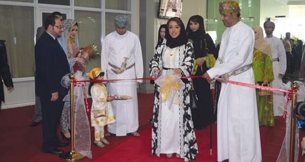 معرض عروس مسقط 2015 يتألق في نسخته السابعة بمركز عمان الدولي للمعارض