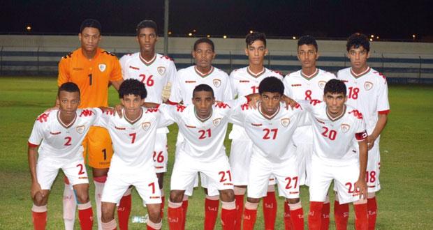منتخبنا الوطني لشباب كرة القدم يستعد لمهمته الخليجية والآسيوية