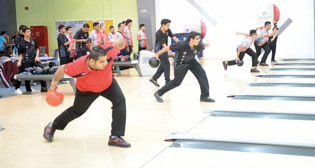 بطولة الخليج للبولينج تكشف عن بطل للناشئين وآخر للشباب