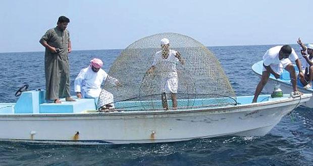 السلطنة تتجه لتنويع اقتصادها بتطوير قطاع مصائد الأسماك