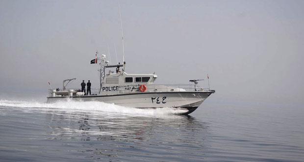 شرطة خفر السواحل تحبط عملية محاولة التسلل