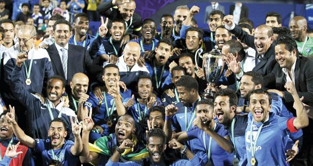 في كأس السوبر السعودي: الهلال يحرز لقب النسخة الثالثة على حساب النصر