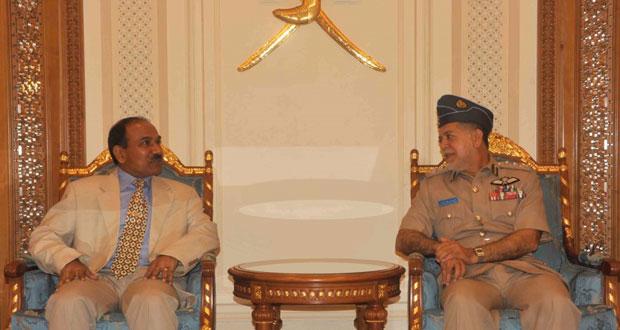 رئيس أركان سلاح الجو الهندي يغادر البلاد