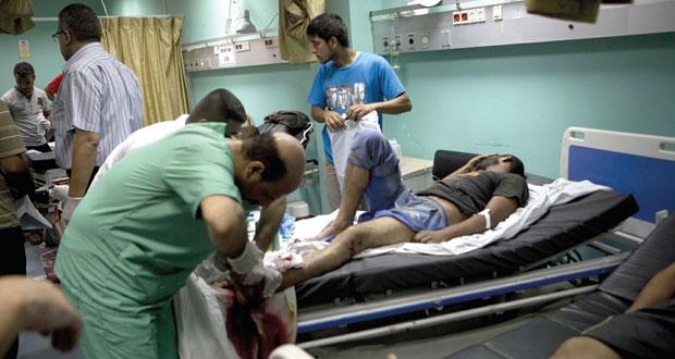 4 شهداء و30 جريحا بانفجار صاروخ من مخلفات الاحتلال في رفح