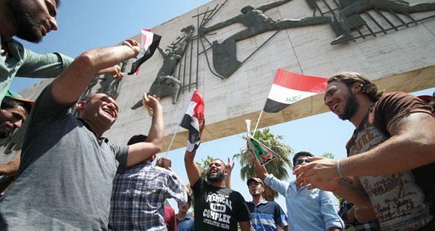 العراق: الجيش يسترد منطقة المضيق بشرقي الرمادي