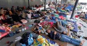 النمسا تعثر على جثث 50 مهاجرا مختنقين فى شاحنة .. و3241 آخرين وصلوا من صربيا إلى المجر