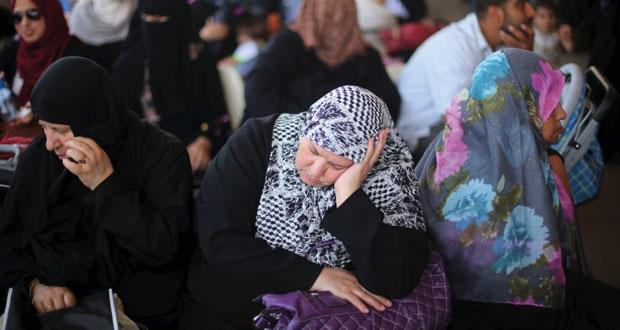 الفلسطينيون يطالبون السلطات المصرية بتأمين حياة 4 مسافرين خطفوا في رفح
