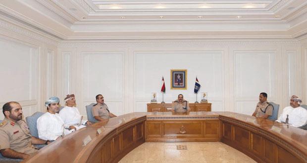 الشريقي يترأس اجتماع مجلس إدارة الهيئة العامة للدفاع المدني والإسعاف