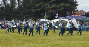 موسيقى سلاح الجو السلطاني العماني تحرز مراكز متقدمة في المسابقة الدولية للقرب والطبول باسكتلندا