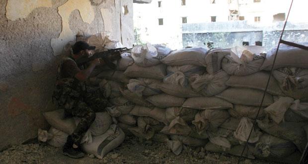 سوريا: عشرات القتلى والجرحى في دمشق والغوطة وهدنة في الزبداني