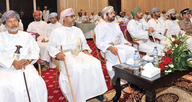 خالد المرهون يفتتح أعمال الملتقى السنوي الثاني لمسئولي التدريب وتنمية الموارد البشرية